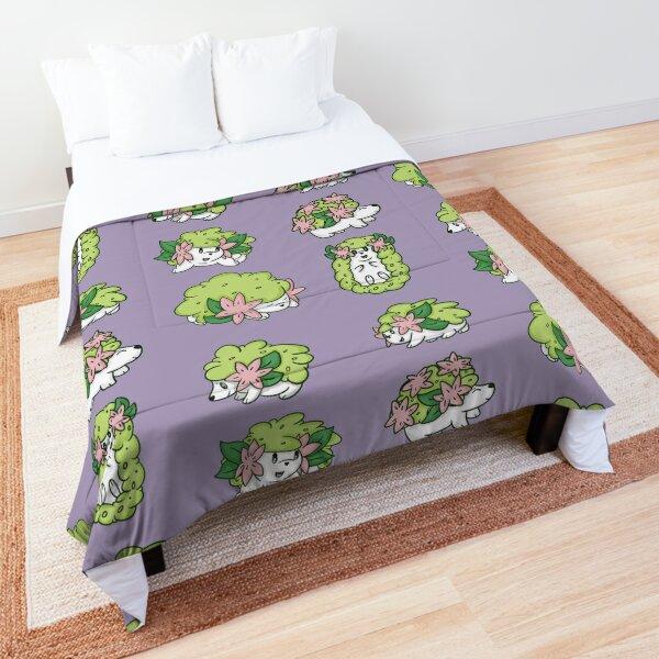 Shaymins! Comforter