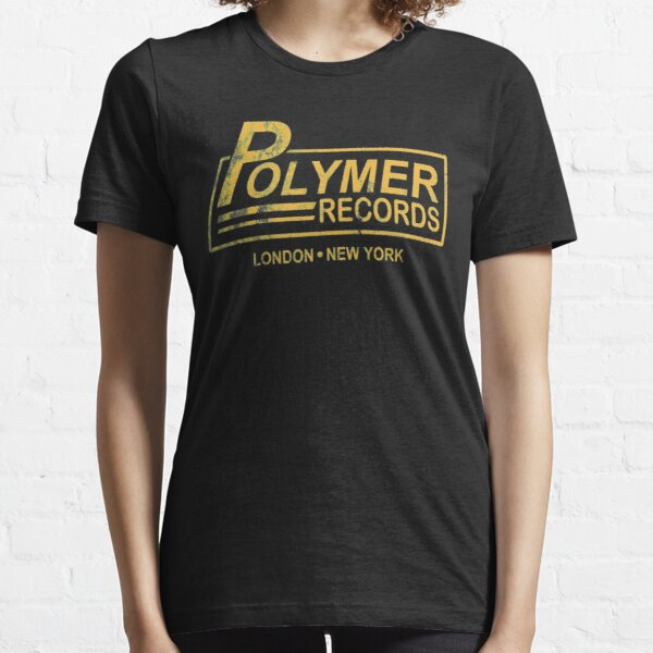 Spinal Tap Polymer Records Essential T-Shirt