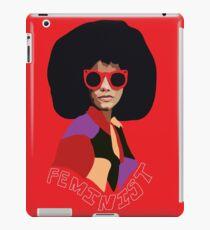 Feminist Afro iPad Case/Skin