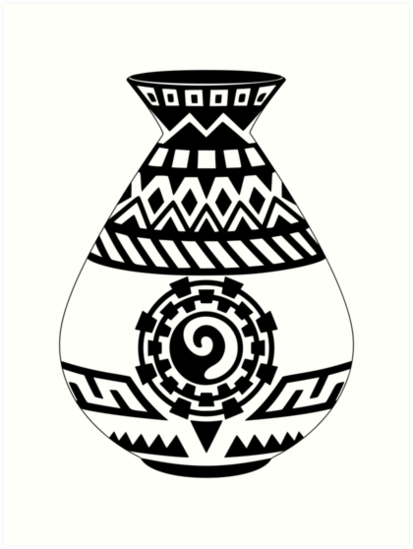 native american pottery designs