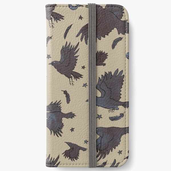 Flight of Ravens iPhone Wallet