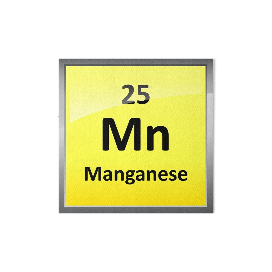 Iron symbol in periodic table image collections periodic table manganese on periodic table gallery periodic table images manganese element symbol periodic table art boards by gamestrikefo Images