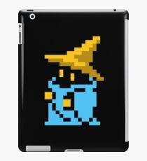 Vinilo o funda para iPad Fantasía final de mago negro