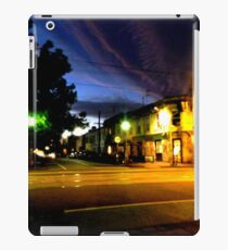 Brunswisk and Kerr Side By Night iPad Case/Skin