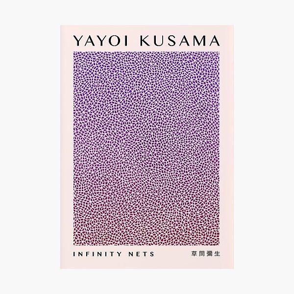 Yayoi Kusama Infinity Nets Photographic Print