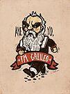 Galileo - Vintage Beard by RonanLynam