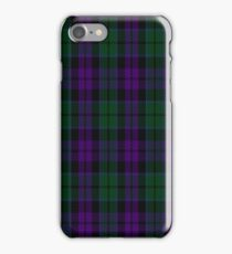 01895 Campbell, Sir Walter Scott Tartan  iPhone Case/Skin