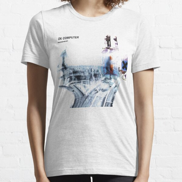 OK Computer Design Essential T-Shirt