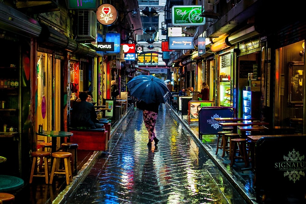 Rainy Day by jamjarphotos