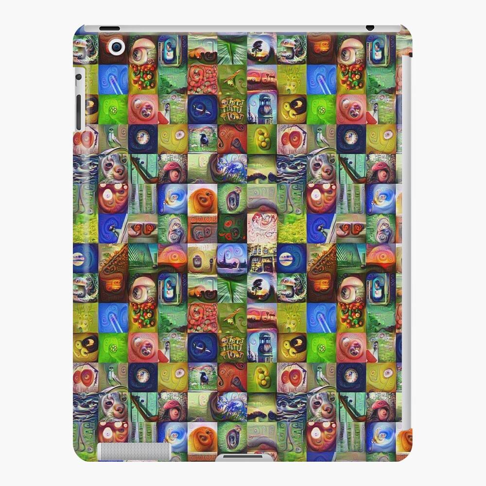 BlackHalt`s Instagram Photos #DeepDreamed iPad Case & Skin