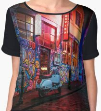 Hosier Lane Chiffon Top