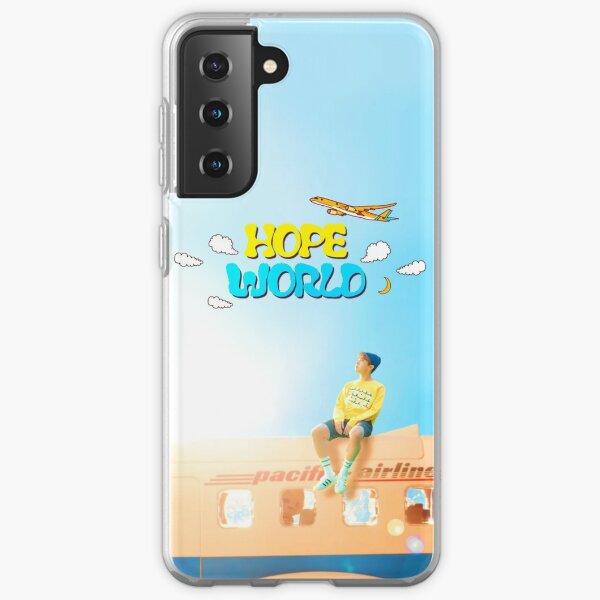 JHope Daydream - Mixtape Hope World Funda blanda para Samsung Galaxy