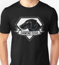 Diamond Dogs Metal Gear Solid Unisex T-Shirt