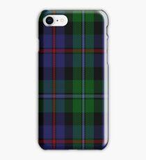 01878 Campbell of Cawdor Clan/Family Tartan iPhone Case/Skin