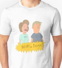 $hillary and Drumpf T-Shirt