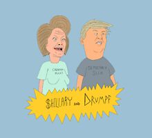 $hillary and Drumpf Unisex T-Shirt
