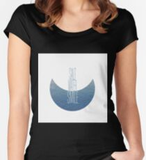 Salt Water Smile Women's Fitted Scoop T-Shirt
