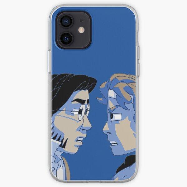 UNEARTH Alice vs Philo iPhone Soft Case
