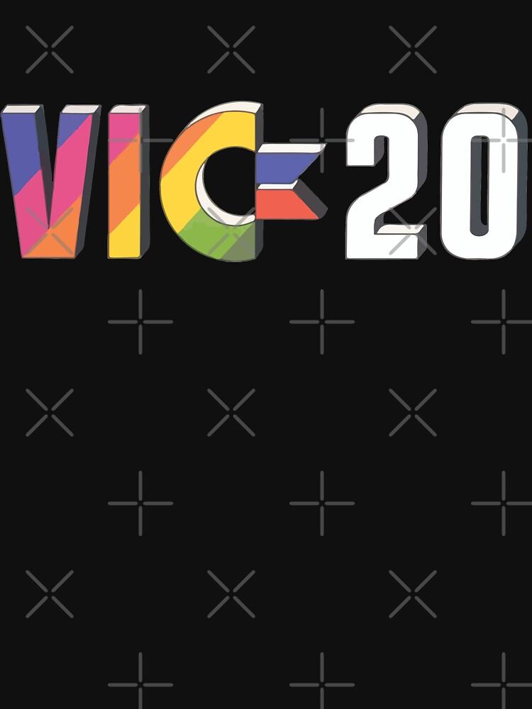 Vic 20 by idaspark