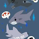 Sharks by riptide59