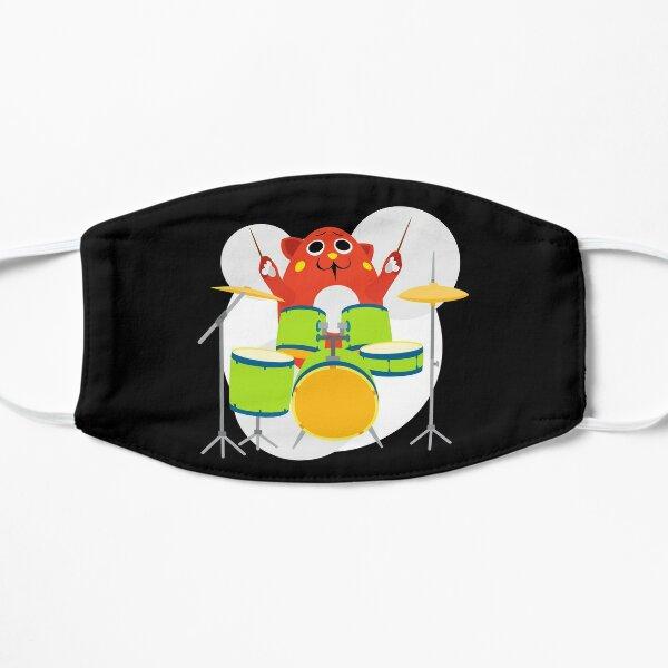 Nyango Star Mascot Drummer Flat Mask