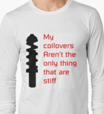 Stiff Coilovers Long Sleeve T-Shirt