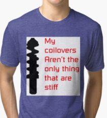 Stiff Coilovers Tri-blend T-Shirt