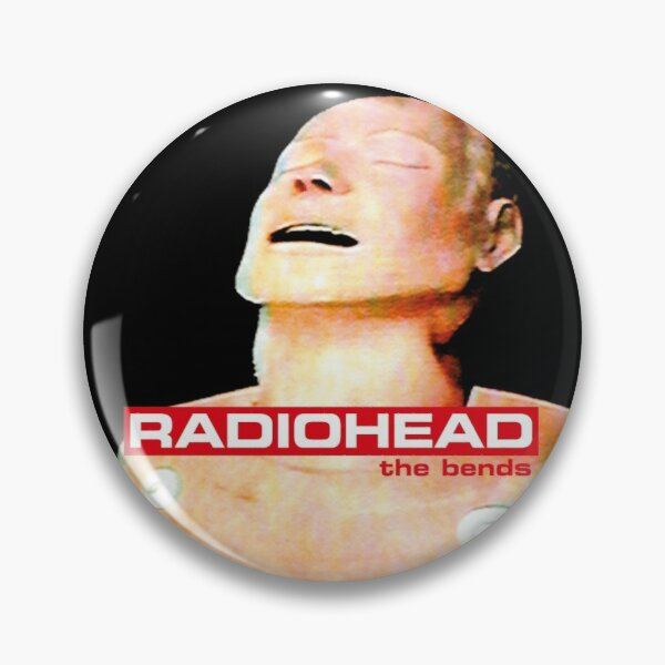 The Bends (HQ) Pin