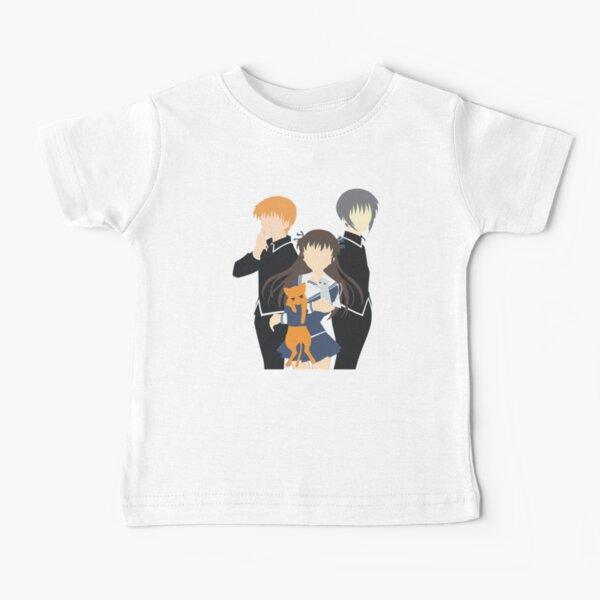 foto keluarga art Baby T-Shirt