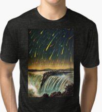 Comet Storm Tri-blend T-Shirt