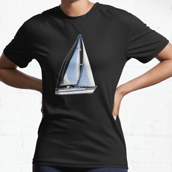 HR 39 Mark 2 Sailboat Active T-Shirt