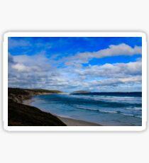 10 Mile Beach Esperance WA Sticker