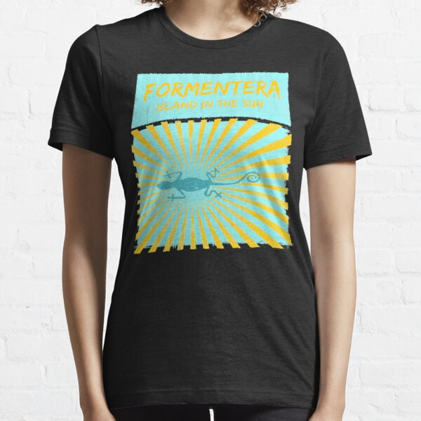Formentera - island in the sun Essential T-Shirt
