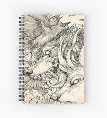 Cuaderno de espiral Chaos Divine