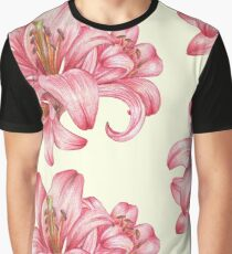 lily flowers_3 Graphic T-Shirt