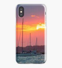 Overnight Mooring iPhone Case