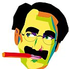 Groucho by 2piu2design