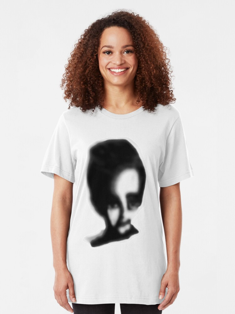 Alternate view of Brodie Bruce replica tee Slim Fit T-Shirt
