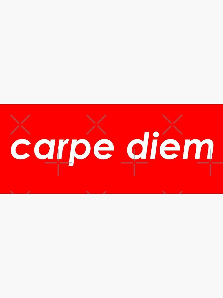 Carpe diem by sliderman
