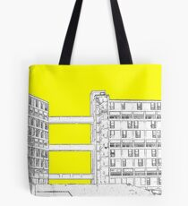 Park Hill - Yellow Tote Bag