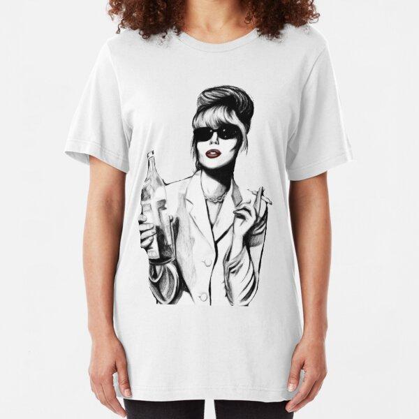 patsy stone Slim Fit T-Shirt