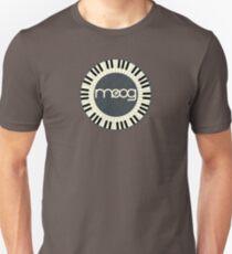 Wonderful vintage moog synth Unisex T-Shirt
