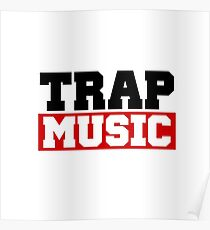 Trap Music Poster