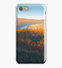 Evening At The Horseshoe Pass 2 iPhone Case/Skin