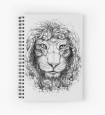 King of Nature Spiral Notebook
