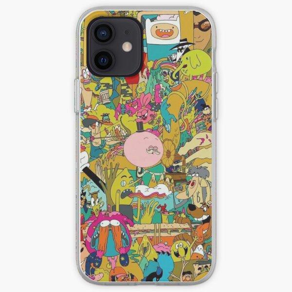 takashi art iPhone Soft Case