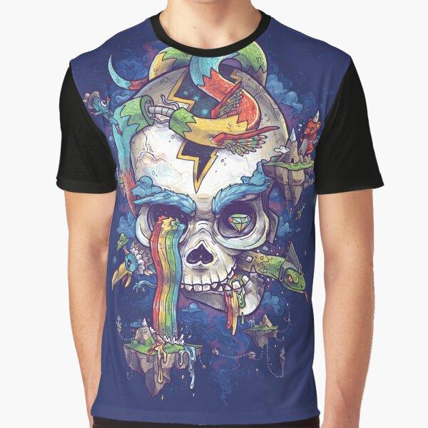 Strangely Familiar Graphic T-Shirt