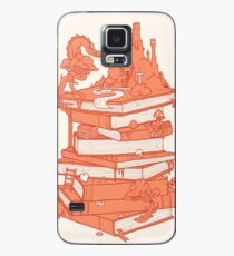 Magic of books Case/Skin for Samsung Galaxy