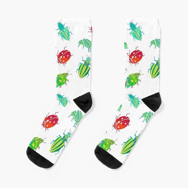 Cute beetles Socks