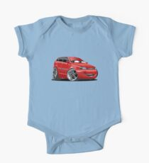 Cartoon Car Kids Clothes